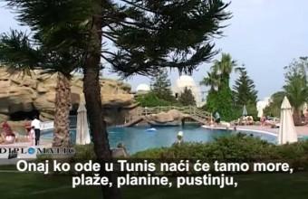 Diplomatic – emisija br.13, Tunis i letovanje
