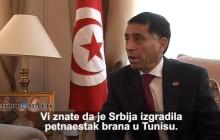 Diplomatic – emisija br.14, Tunis i jos mnogo toga