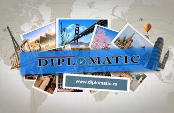 Diplomatic :: Emisija br.23 diplomatski odnosi i turizam