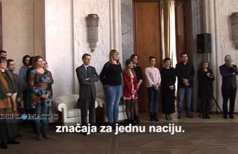 Diplomatic – emisija br.15 Sajam turizma u Beogradu