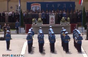 Diplomatic emisija: Dan Garde 2